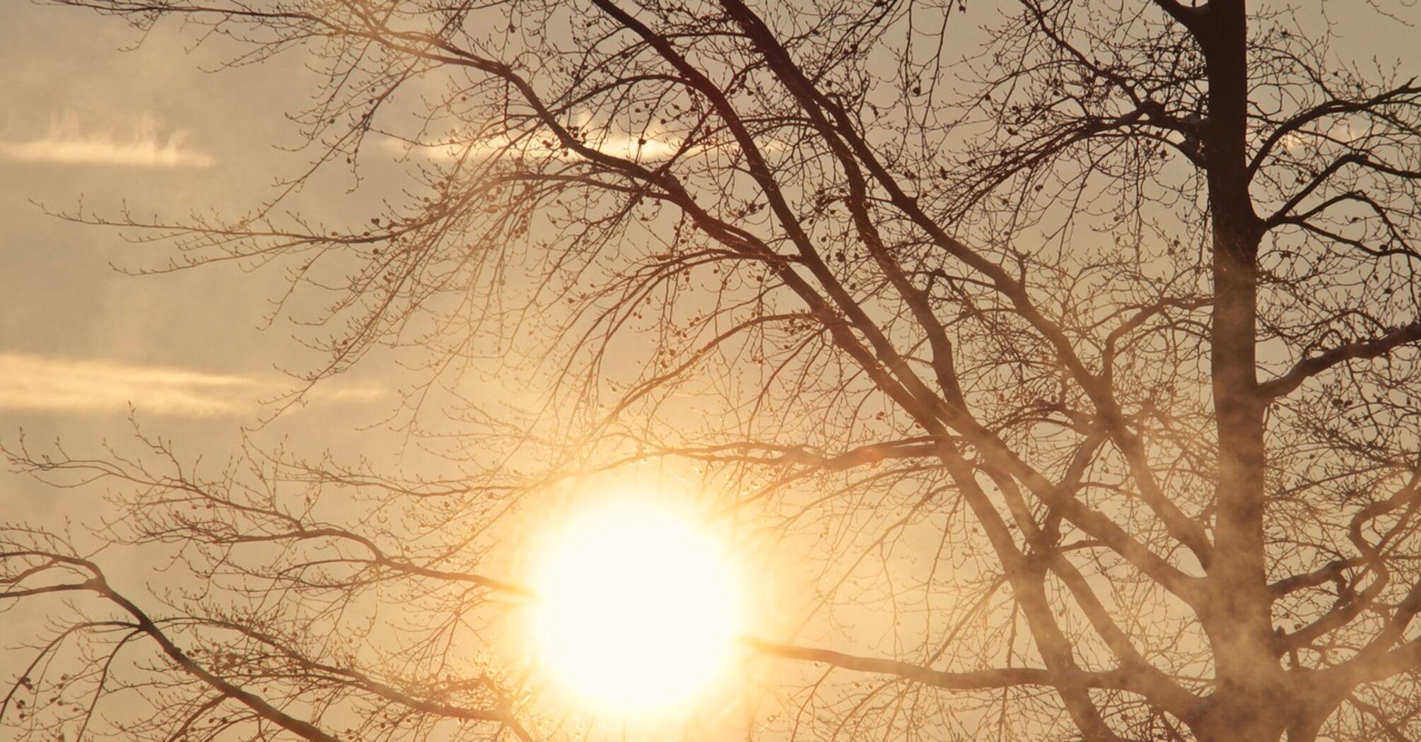 В Украине на выходных потеплеет до +14