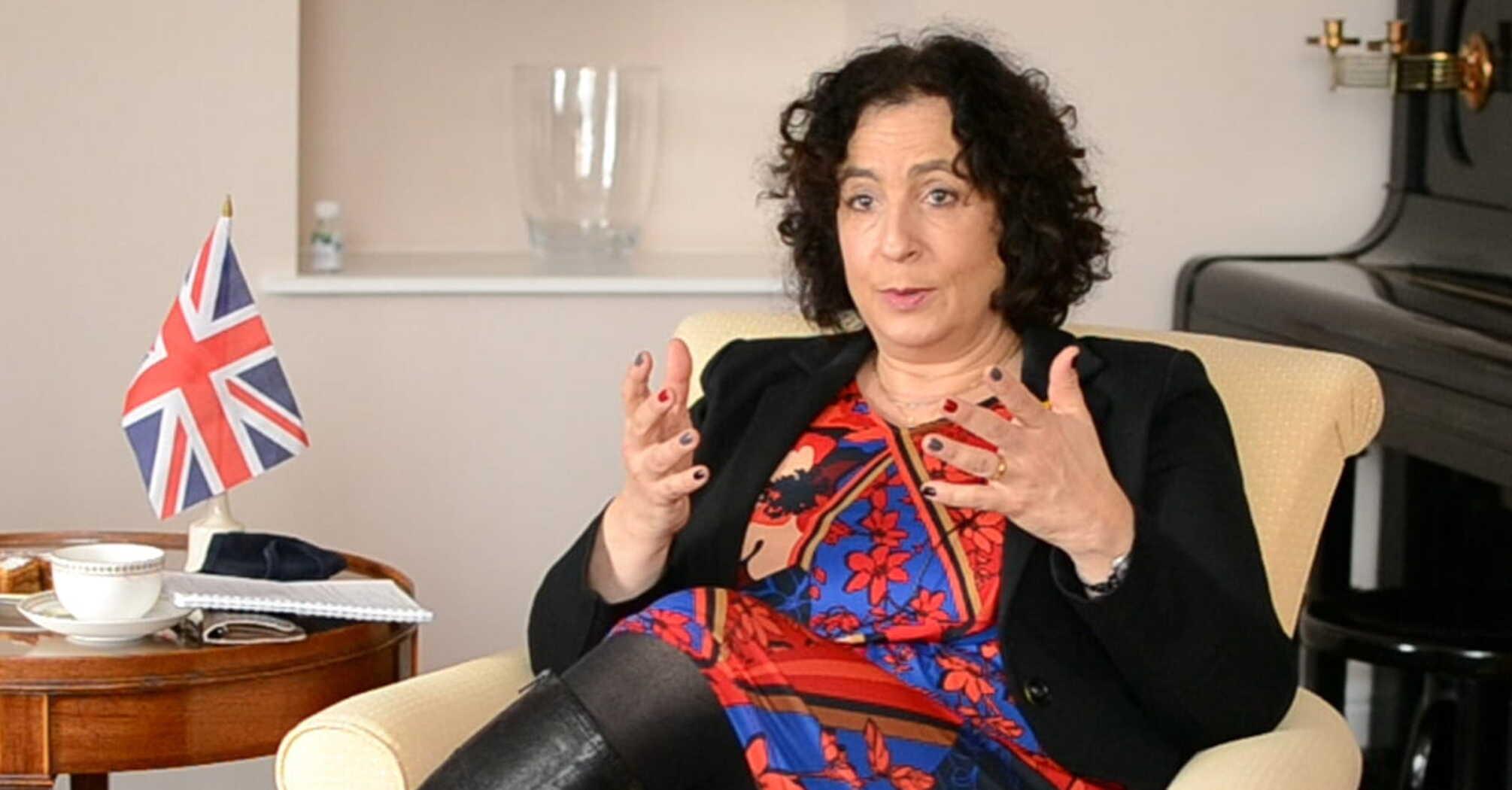 """Посол Великобритании и министр экологии Украины обсудили развитие """"зеленой"""" экономики"""