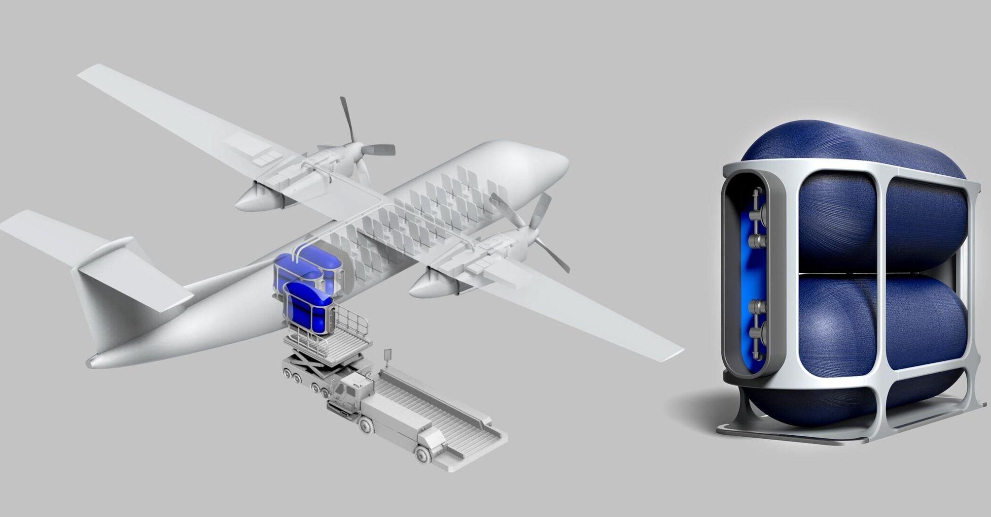 Український водневий стартап залучив $ 20,5 млн на розвиток авіатехнологій