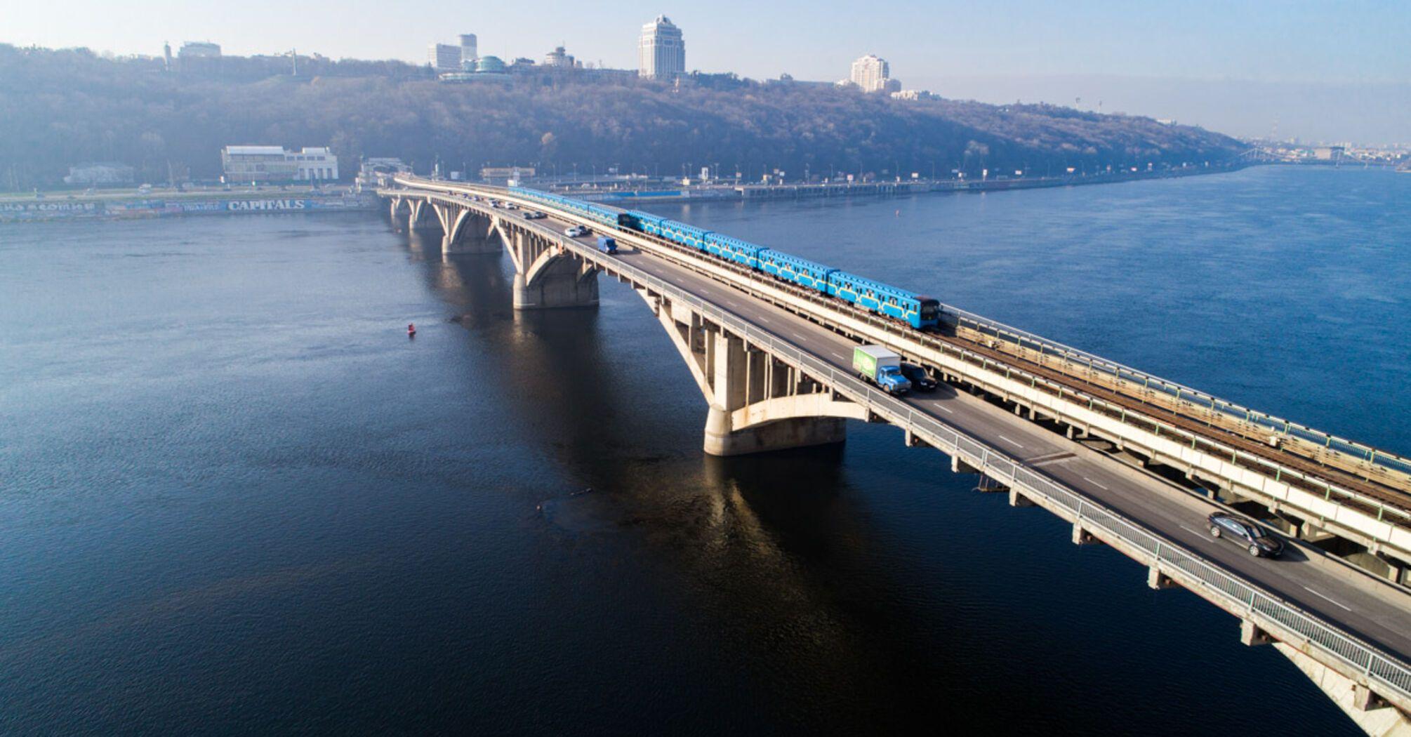 Міст Метро відремонтують за 60 мільйонів євро — і облаштують тут велодоріжки