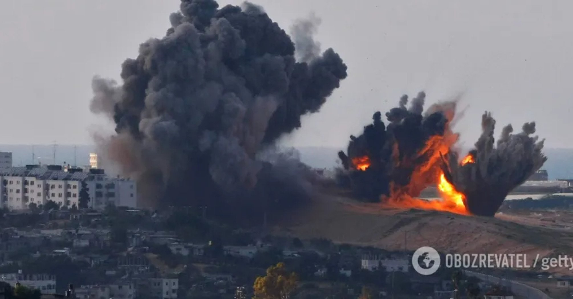 ХАМАС відмовився припинити вогонь по Ізраїлю