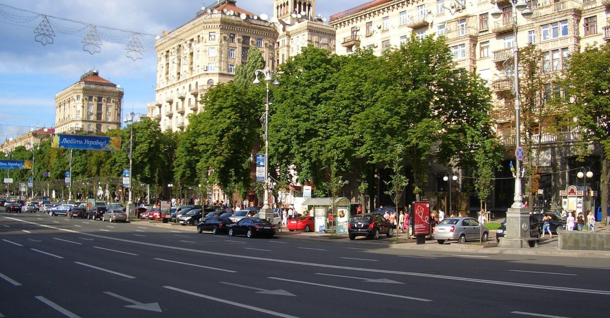 Крещатик изменится до неузнаваемости: улицу обновят за 740 млн гривен
