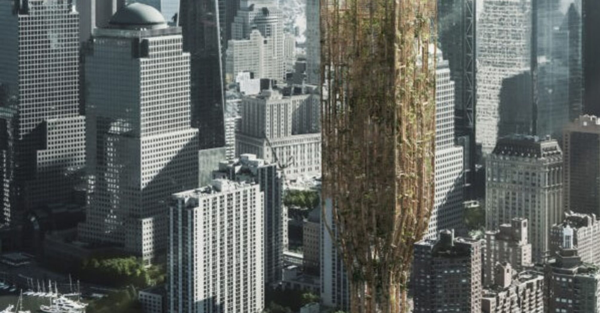 Украинские архитекторы победили в конкурсе небоскребов 2021