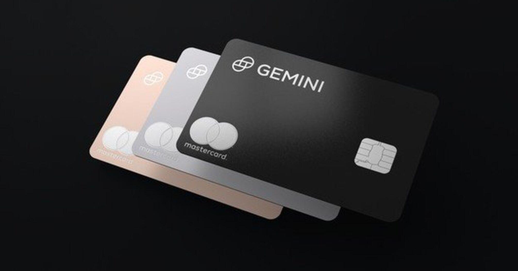 Mastercard запускает криптовалютные кредитные карты с кэшбеком