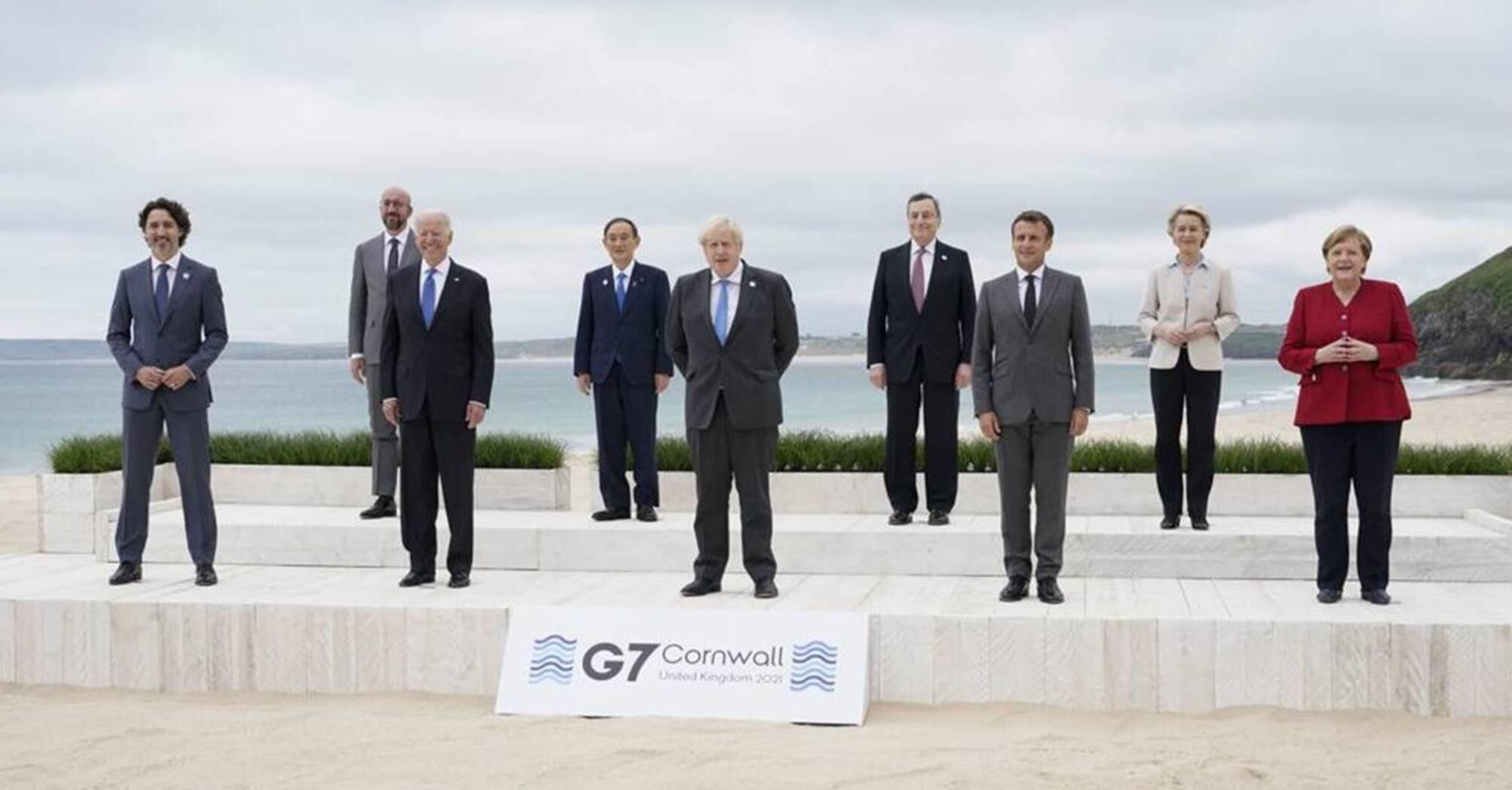 Лидеры G7 призвали Путина вывести войска из Крыма и с Донбасса – что это означает для Украины