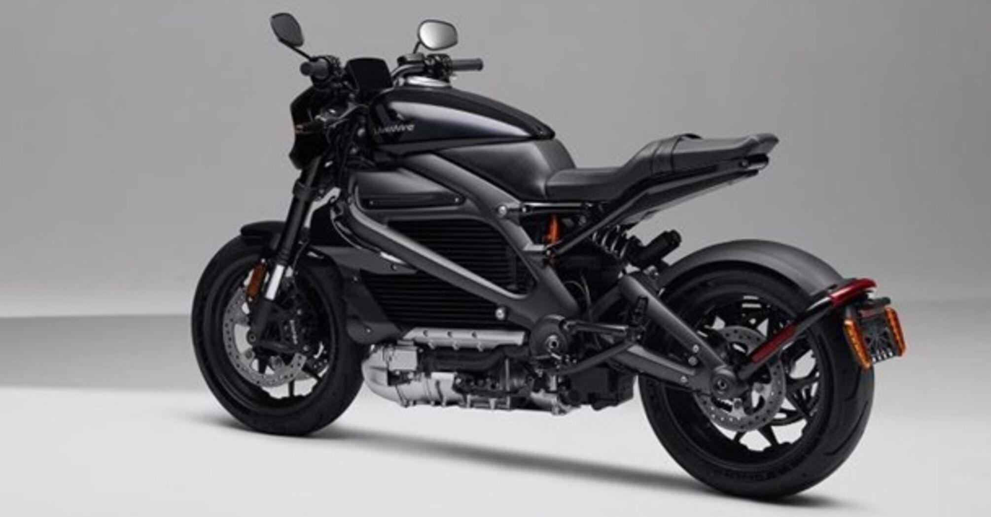 Harley-Davidson випустив новий електромотоцикл