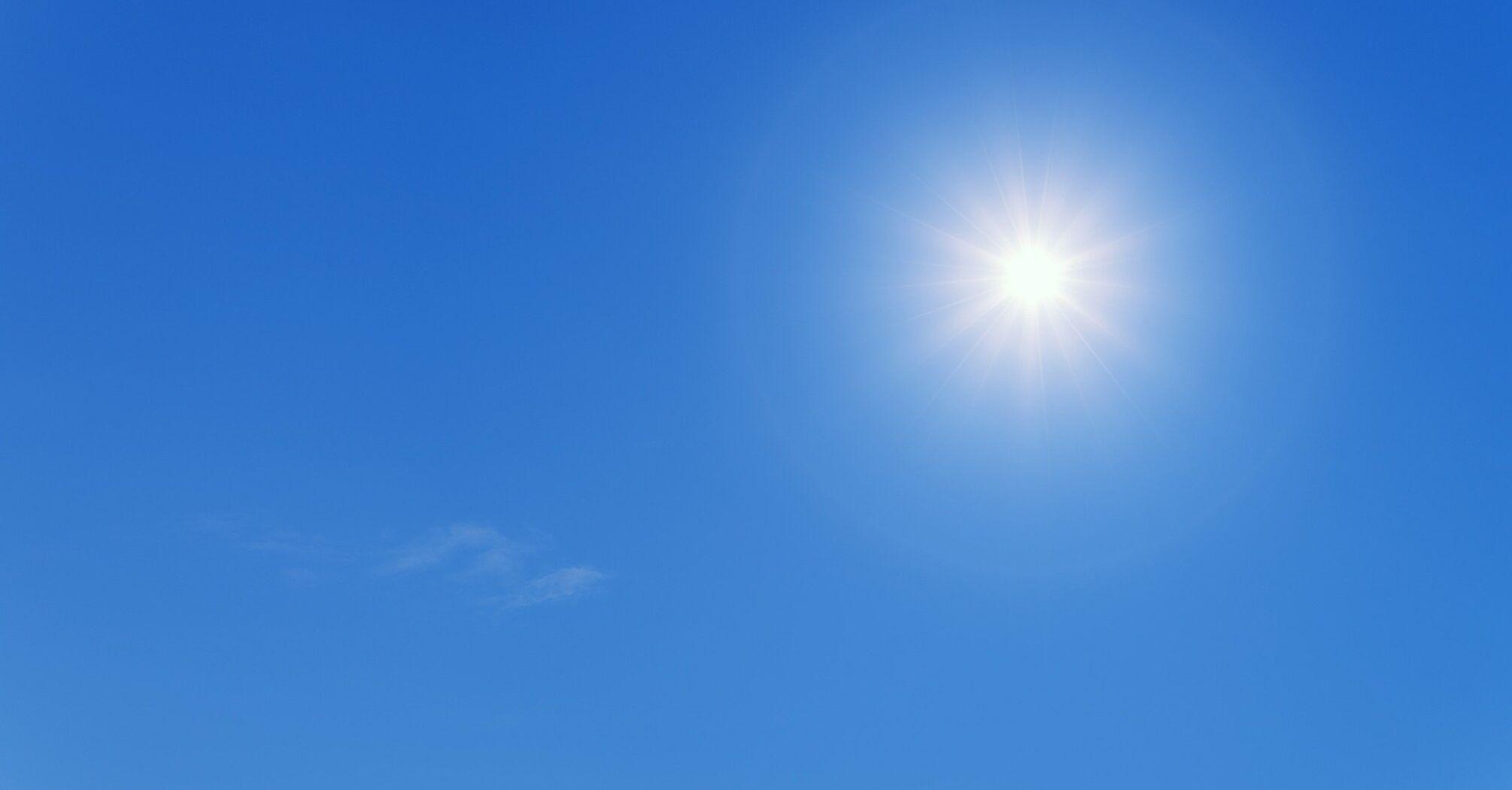 В Украине на выходных будет жара до +35: синоптик рассказала, когда похолодает