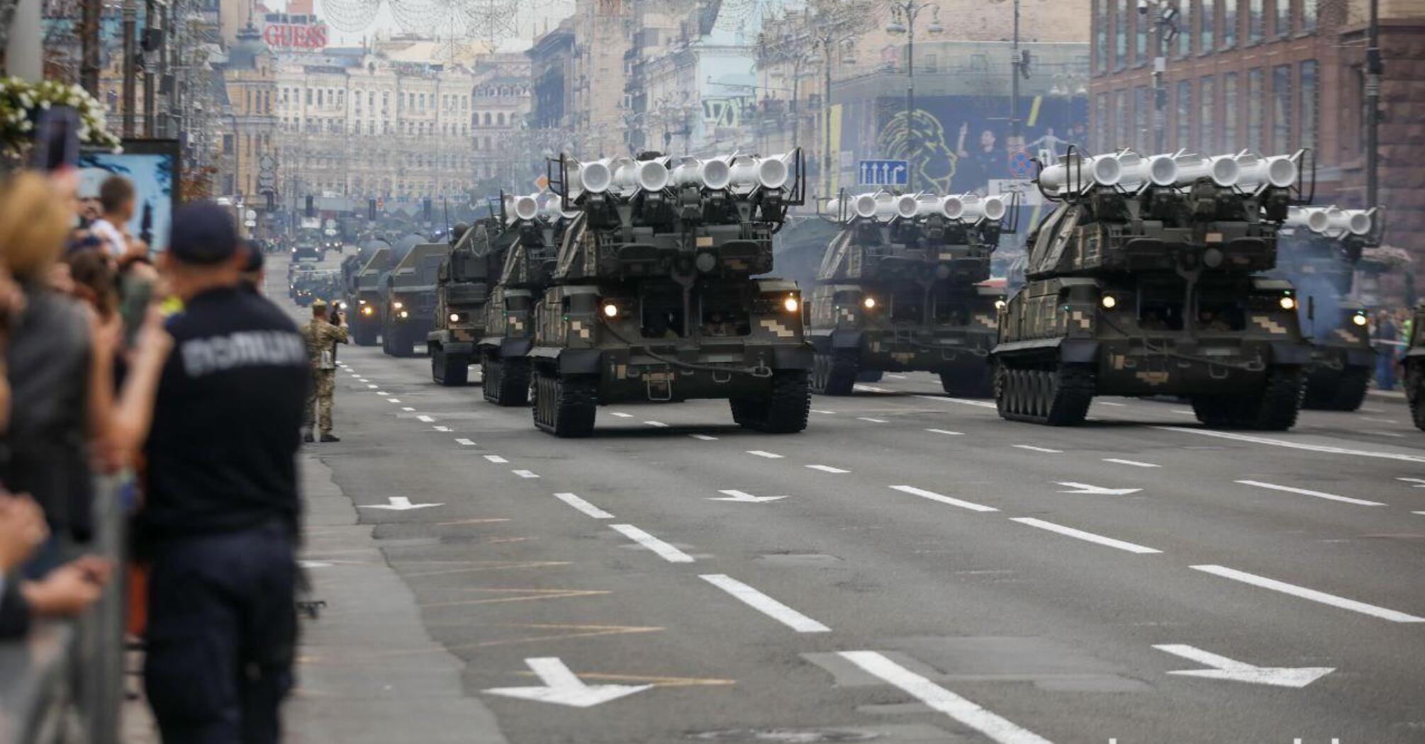 Які події заплановано в Києві до 30-ліття Незалежності України?
