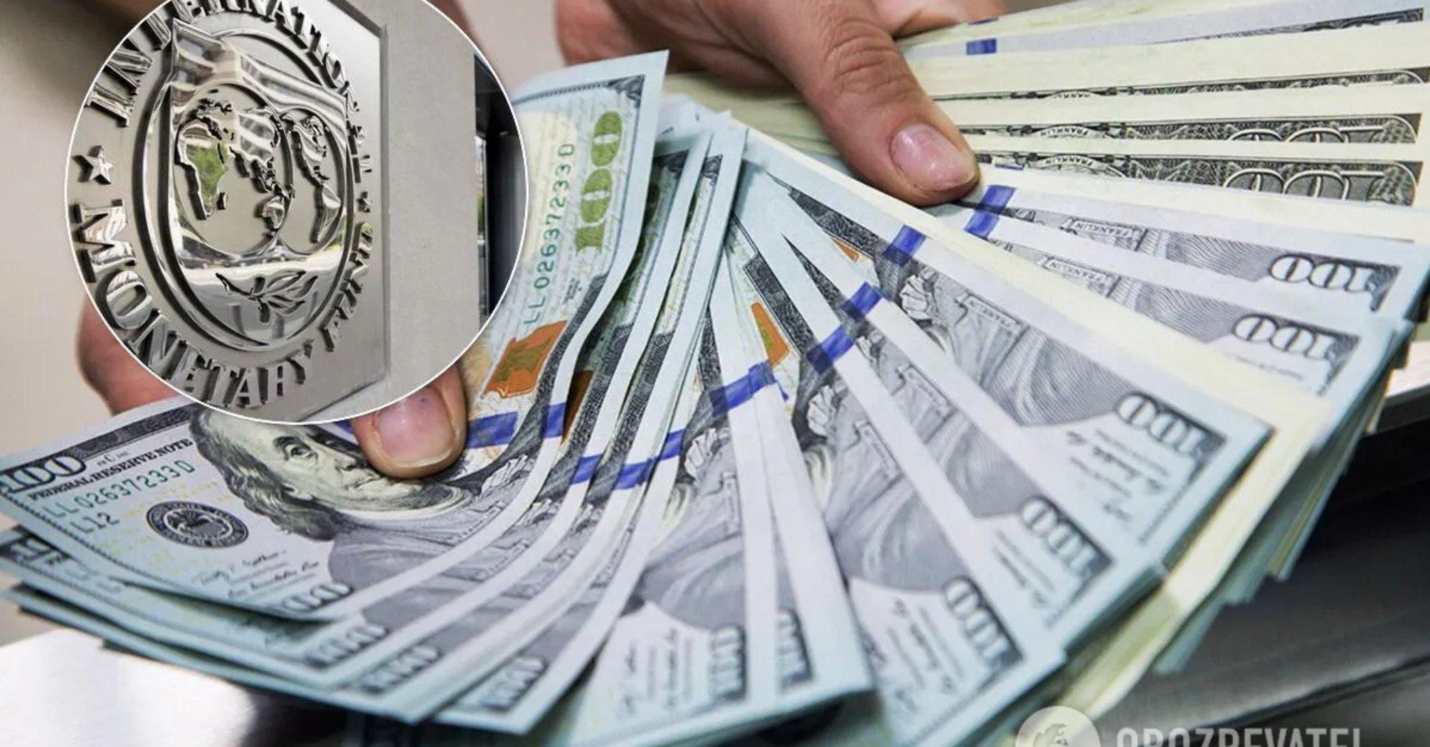 Украина получит от МВФ 2,7 млрд долларов: названы сроки