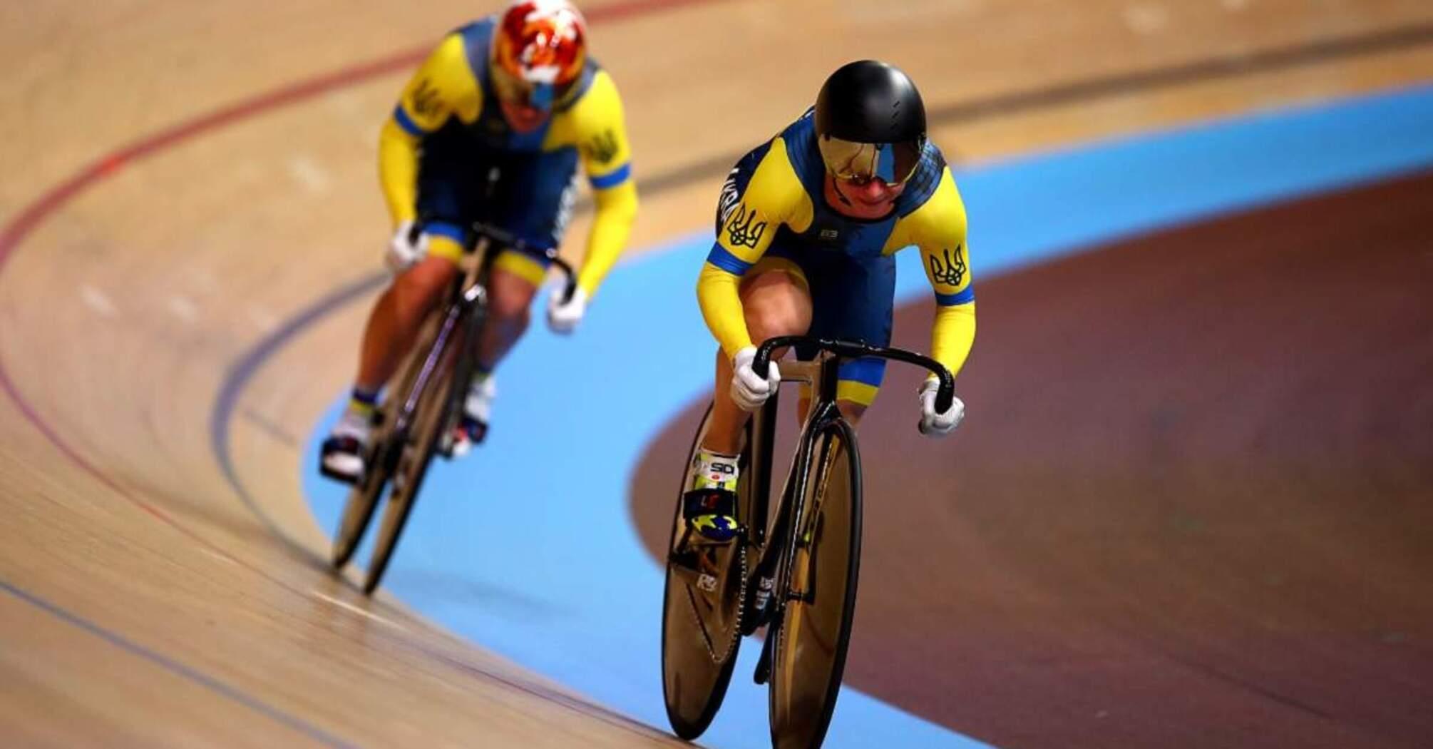 Старикова и Басова - украинки вышли в полуфинал Олимпийских игр по велоспорту