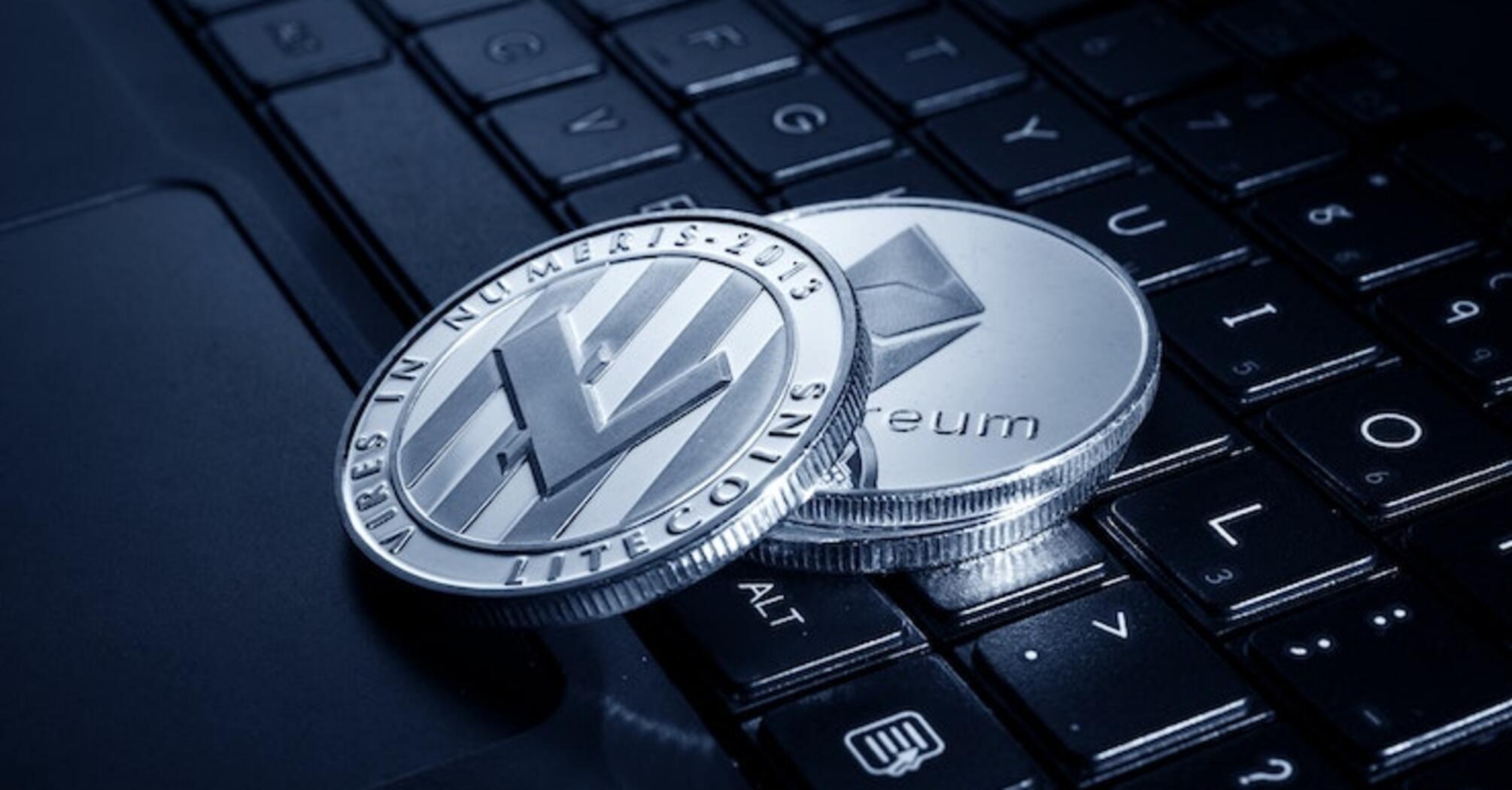 В Україні легалізували криптовалюти